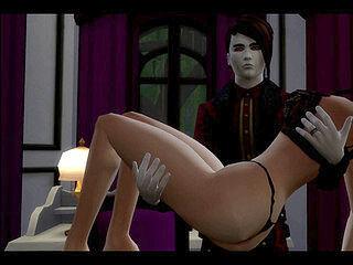 Xxx horror, gay vampire anime, the sims 4 porn